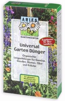 Aries organischer Langzeitdünger 1 kg