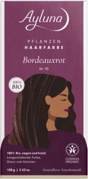 Ayluna Pflanzenhaarfarbe Bordeauxrot 100g