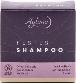 Ayluna festes Shampoo Sensitiv 60g