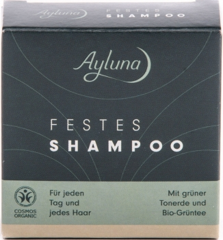 Ayluna festes Shampoo für jeden Tag 60g