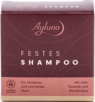 Ayluna festes Shampoo trockenes Haar 60g