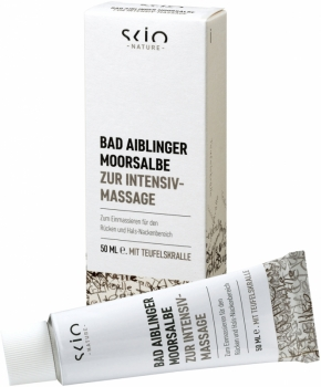 Bad Aiblinger Moorsalbe zur Massage 50ml