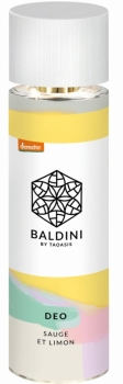 Baldini Deospray Sauge et Limon 70ml