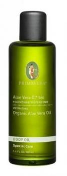 Primavera Basisöl Aloe Vera Öl bio 100ml