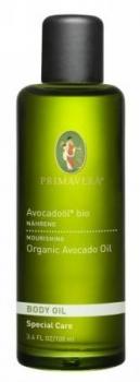 Primavera Basisöl Avocadoöl bio 100ml