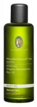 Primavera Basisöl Macadamianussöl bio 100ml