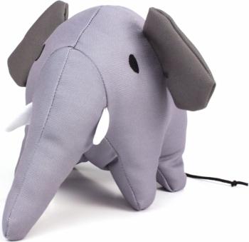 Beco Elefant Kuscheltier für Hunde mit Quitschie
