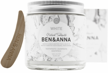 Ben & Anna Zahnpasta White 100ml