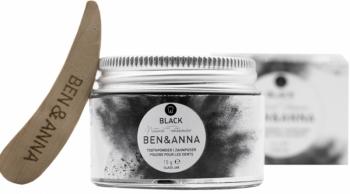Ben & Anna Zahnpuder black 15g