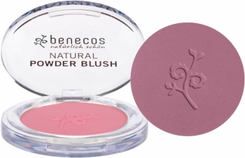 Benecos Compact Rouge mallow rose 5,5g