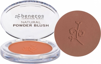 Benecos Compact Rouge toasted toffee 5,5g