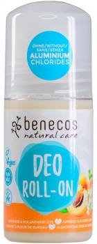 Benecos Deo roll on Aprikose 50ml