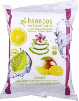 Benecos Gesichtsreinigungstücher 25 Stück
