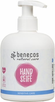 Benecos Handseife Sensitive Care 300ml