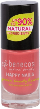 Benecos Nagellack flamingo 5ml