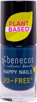 Benecos Nagellack nordic blue 5ml