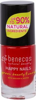 Benecos Nagellack vintage red 5ml