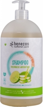 Benecos Shampoo Freshness 950ml