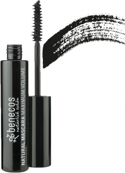 Benecos Volumen Mascara Deep Black 8ml