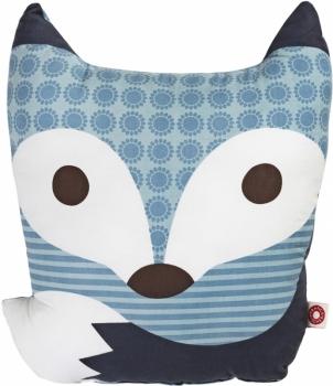 Zierkissen Fuchs blau (32 x 27cm)