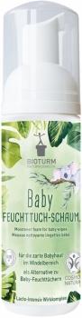 Bioturm Baby Feuchttuch Schaum