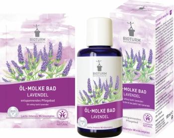 Bioturm Öl Molke Bad Lavendel