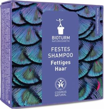Bioturm festes Shampoo fettiges Haar 100g