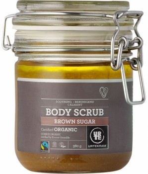 Urtekram Brown Sugar Bodypeeling 380g