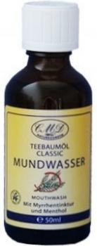 CMD Teebaumöl Mundwasser 50ml