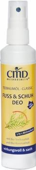 CMD Teebaumöl Fuss & Schuh Deo 100ml