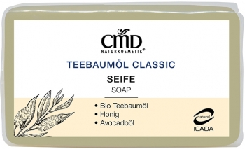 CMD Teebaumöl Seife 100g