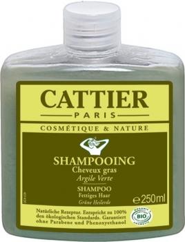 Cattier Shampoo Heilerde - fettiges Haar 250ml