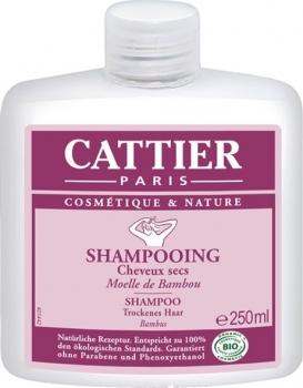 Cattier Shampoo - trockenes Haar 250ml