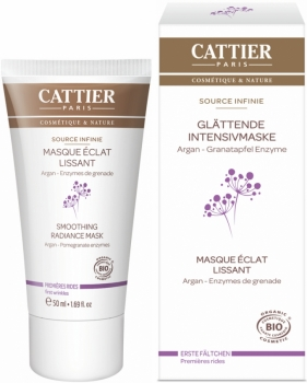 Cattier glättende Intensivmaske 50ml