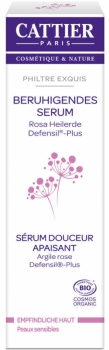 Cattier Serum rosa Heilerde 30ml