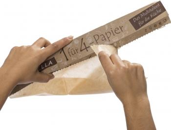 Compostella 1 für 4 Papier für Lebensmittel  8m