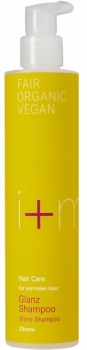 i+m Glanz Shampoo Zitrone 250ml