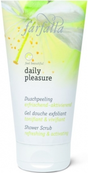 Farfalla Daily Pleasure  Duschpeeling 150ml