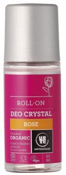 Urtekram Kristall Deoroller Rose 50ml