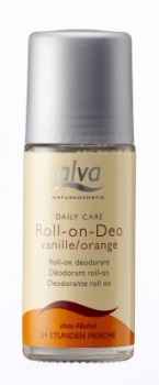 alva Deo roll on Vanille Orange Daily Care 50ml
