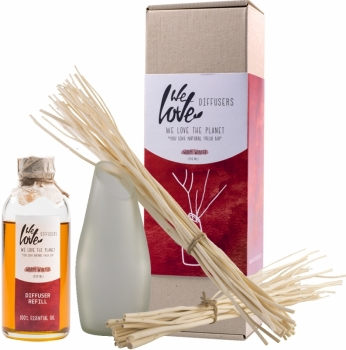 Diffuser Vase warm Winter 200ml