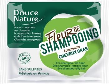 Douce Nature festes Shampoo | fettiges Haar 85g