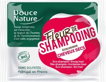 Douce Nature festes Shampoo | trockenes Haar 85g