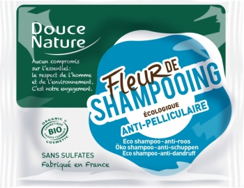 Douce Nature festes Shampoo | Anti Schuppen 85g