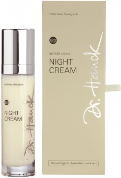 Dr. Hauck Night Cream - Nachtcreme 50ml