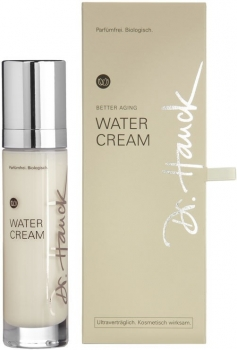 Dr. Hauck Water Cream - Bio Tagescreme 50ml