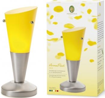 Primavera elektrische Duftlampe Flash Gelb