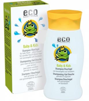 Eco cosmetics Baby & Kids Shampoo Duschgel 200ml