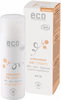 Eco CC Cream LSF30 getönt hell 50ml