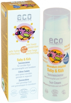 Eco Baby Kinder Sonnencreme LSF 50+ - 50ml